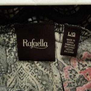 Rafaella Tops - NWT Beautiful velvety blouse